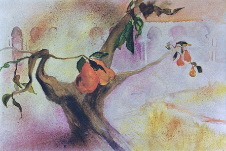 Cloister Pear Tree