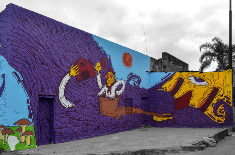 Muro Urbano
