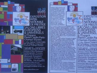 Exposition ESPACE PIERRE CARDIN