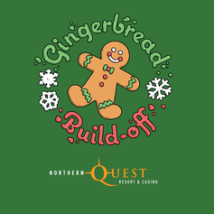 Northern Quest Gingerbread Build-off