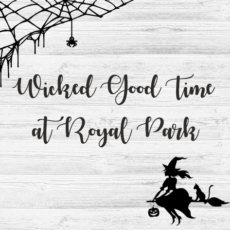 Royal Park Retirement Center Halloween