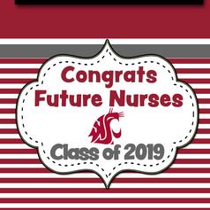 WSU Nursing Class of 2019
