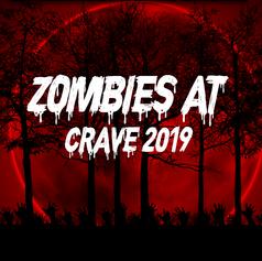Zombie Crawl at Crave