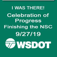 WSDOT Celebration of Progress