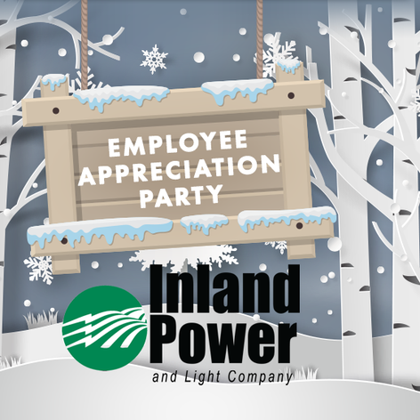 Inland Power & Light Holiday Party