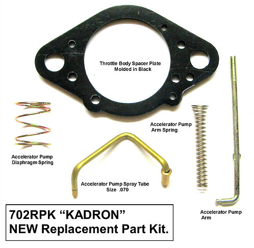 "702 RPK Brosol ""Kadron"" Replacement Part Kit"
