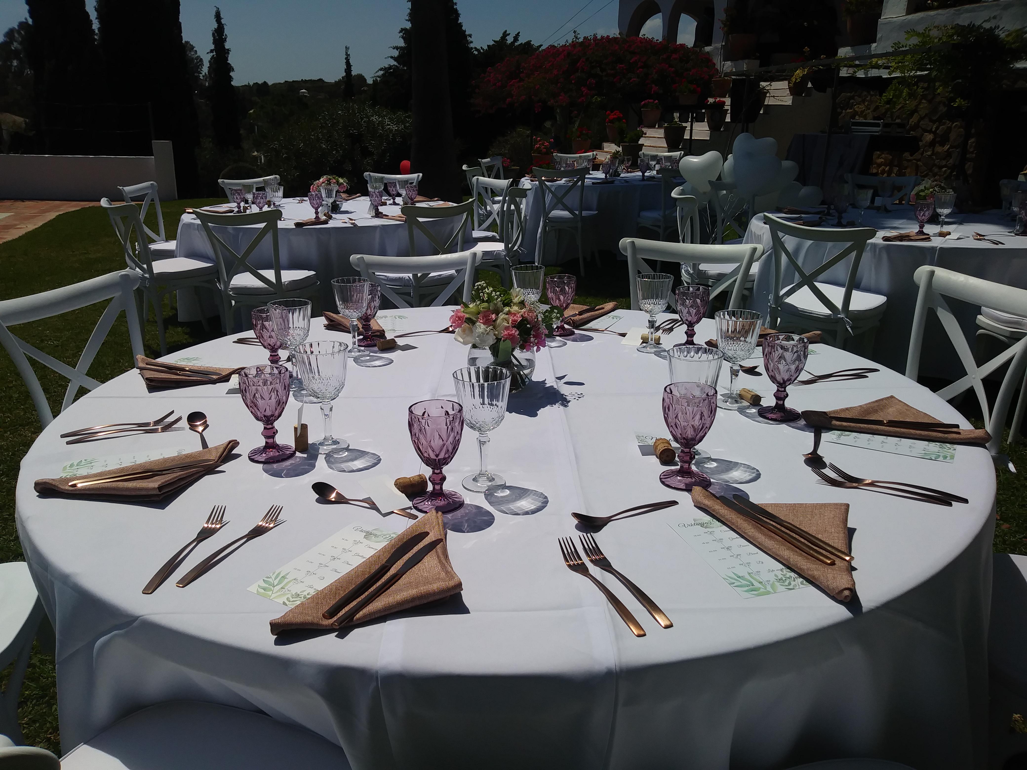 Wedding Catering Mijas