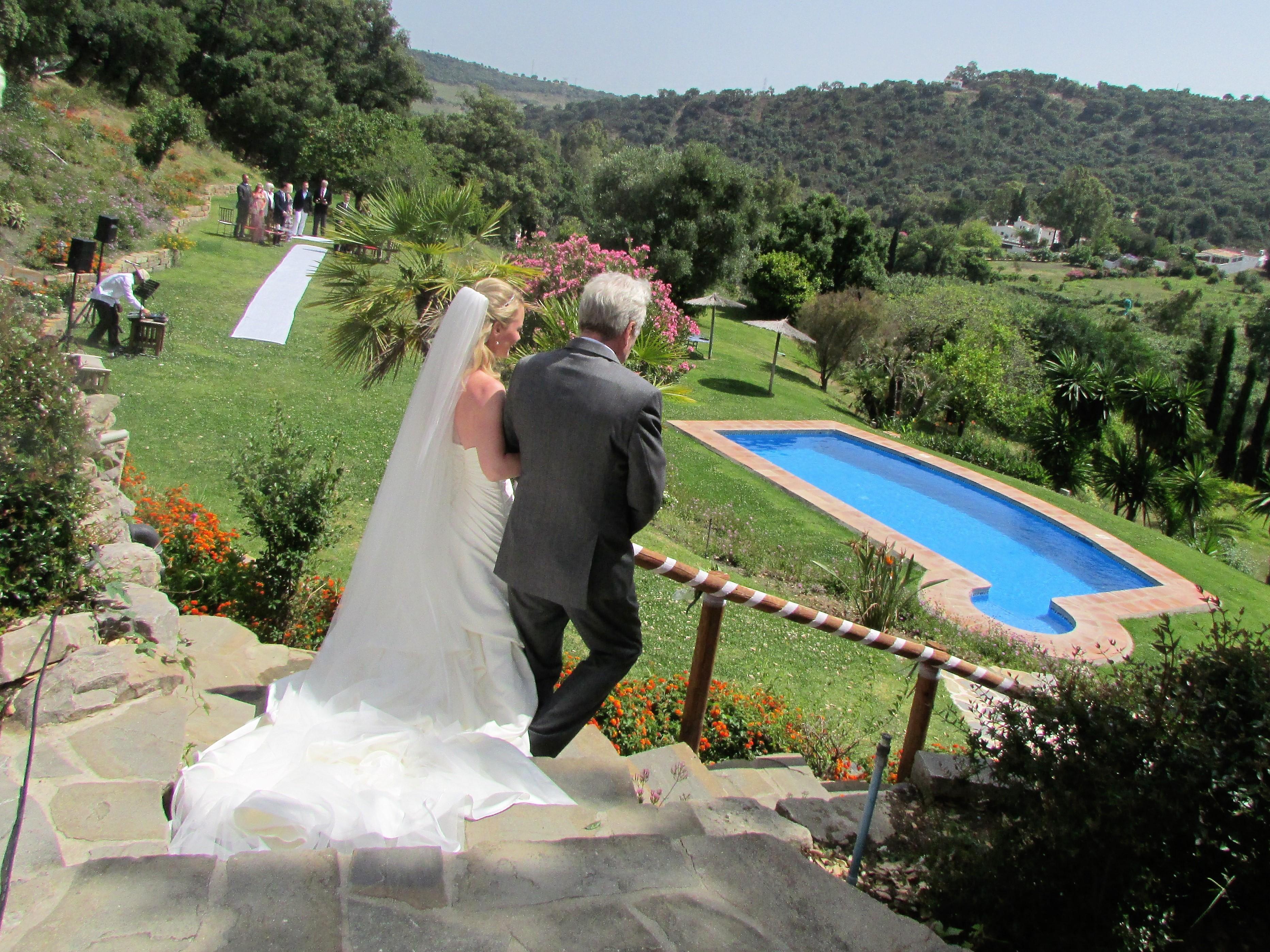 Wedding Casares