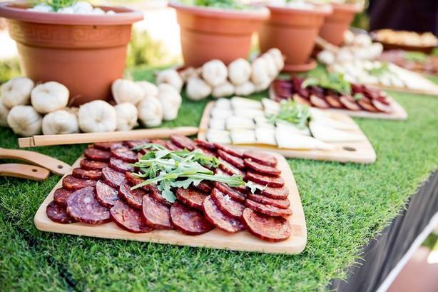 Wedding buffet Cadiz