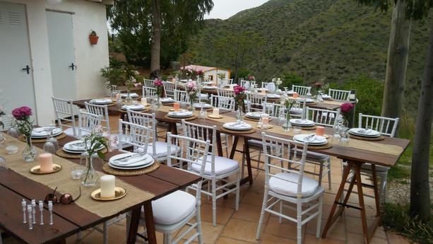 Wedding Rancho Rustic
