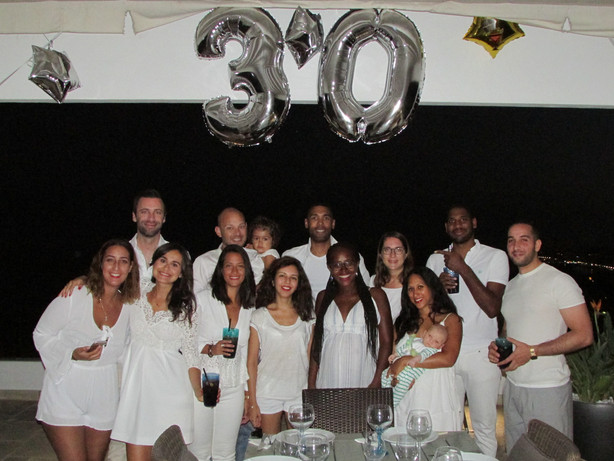 Birthday Party Marbella