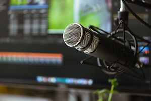 Podcasting & Media Consultation