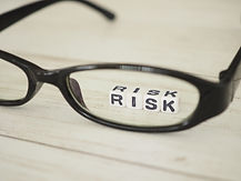 Risk word seen through the lens of the g