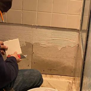 Palencia shower repair