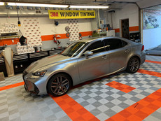Sedan Lexus Tints