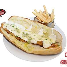 Chicken Francaise Sandwich