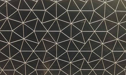 Background triangular grid for header