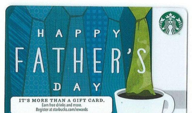 $10 Starbucks Gift Card
