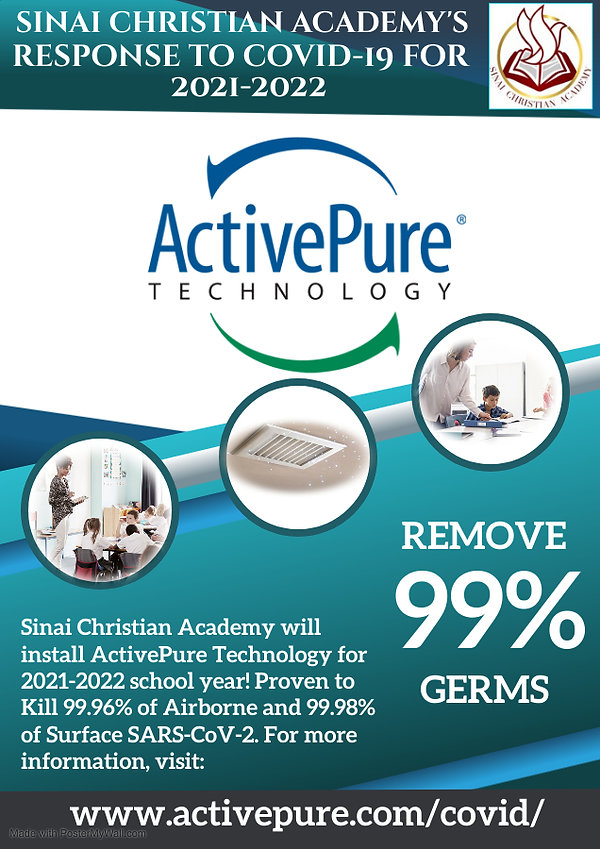 SCA ActivePure Flyer - Made with PosterM