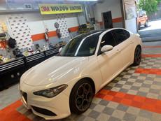 Alfa Ro Sedan Tints
