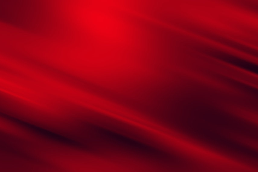 red silk or satin - abstract  background