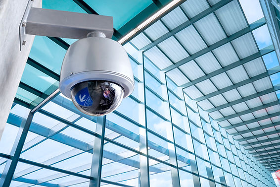 Security Camera, CCTV on location, airport.jpg