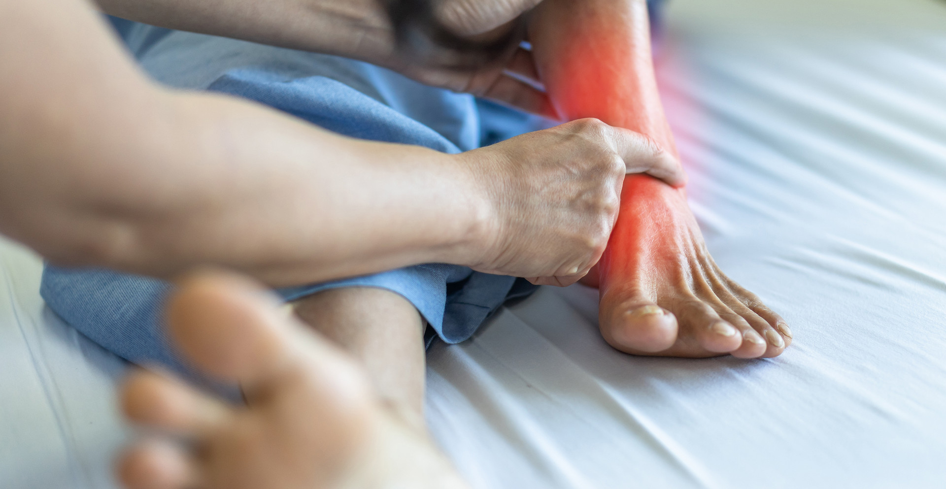 Ankle pain from instability, arthritis,