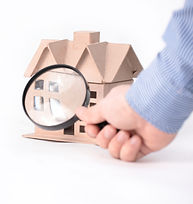 Real estate concept - house architectura
