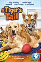 A tiger tails