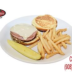 Jersey Shore Burger