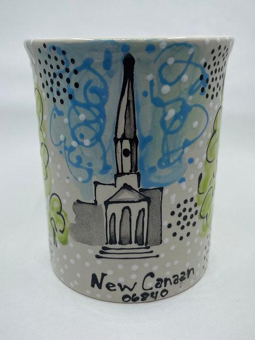 New Canaan Mug