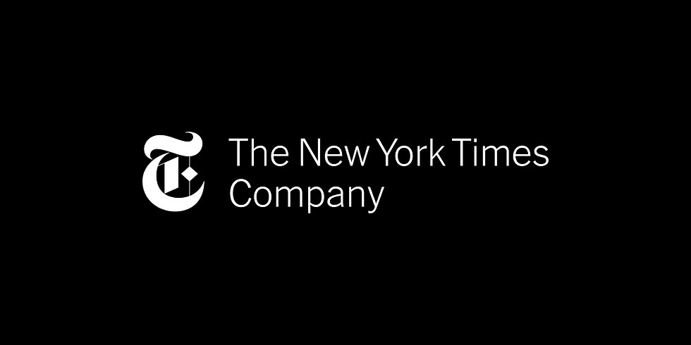 How to do business with the New York Times Company