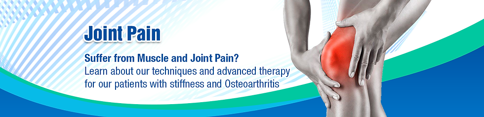 Spine & Joint Pain Center Slider