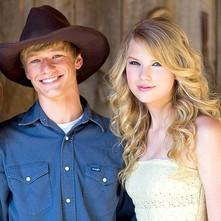 Lucas Till & Taylor Swift