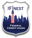 The Finest Federal Credit Union logo and home page link