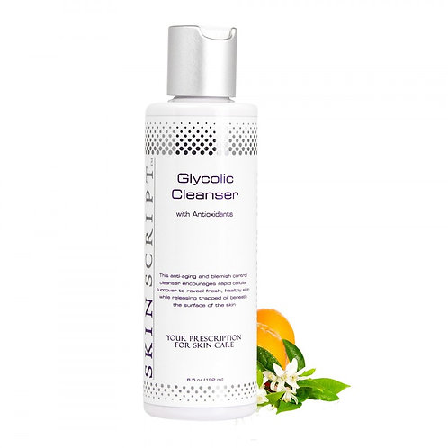 Glycolic Cleanser with Antioxidants