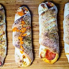 Chicken / Buffalo Chicken / Sausage & Pepper Rolls