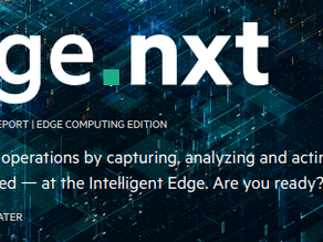 Edge computing yields deeper insights, faster