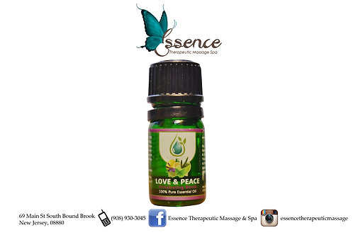 Love & Peace Essential Oil