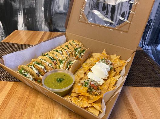 Paquete de tacos