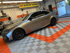 Tinted Lexus