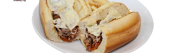 "Our 12"" Signature Cheesesteaks"