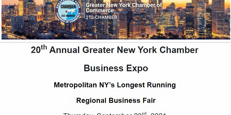 Greater New York Chamber Annual Business Expo