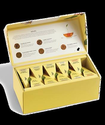 SOLEIL TEA BOX