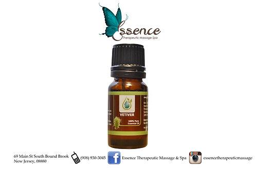 Vetiver 100% Pure Essential Oil