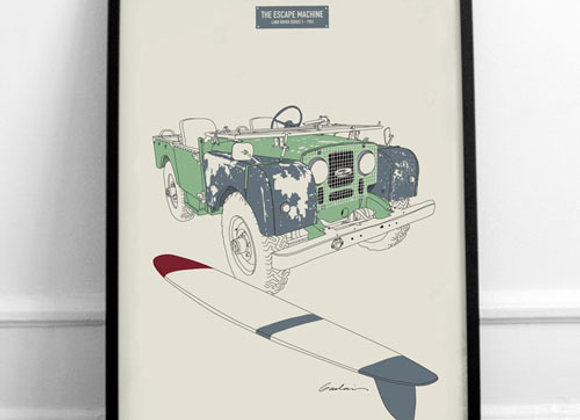 The Old Goat_Land Rover Serie1