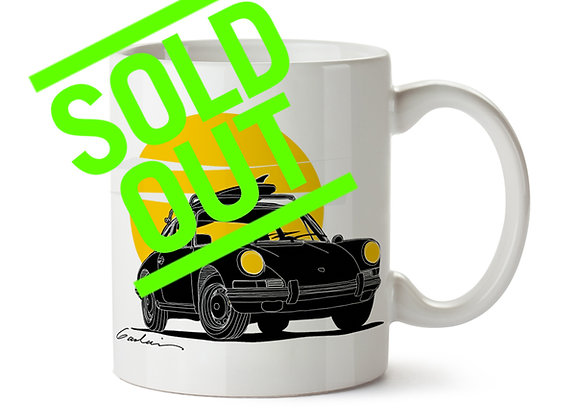 Monta Sunset Drive Mug