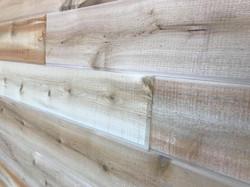 Planches de cèdre blanc