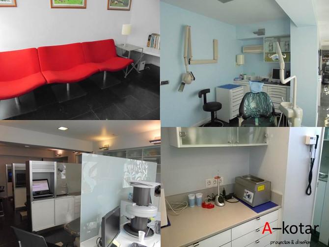Actualización de clínica dental en A Coruña