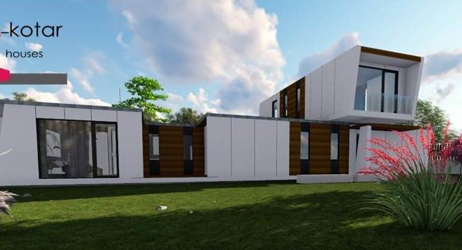 Nueva línea de viviendas modelo LUXURY
